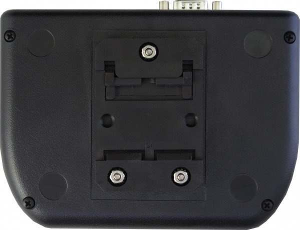 Shown with optional DIN mount