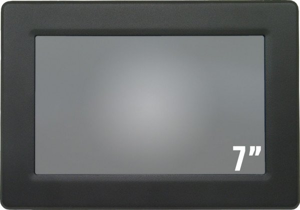 TS-TPC-8390-4900 ARM i.MX6 Touch Panel PC Front View