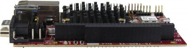TS-7800-V2 Side View (TS-7800-V2-DMW2I)
